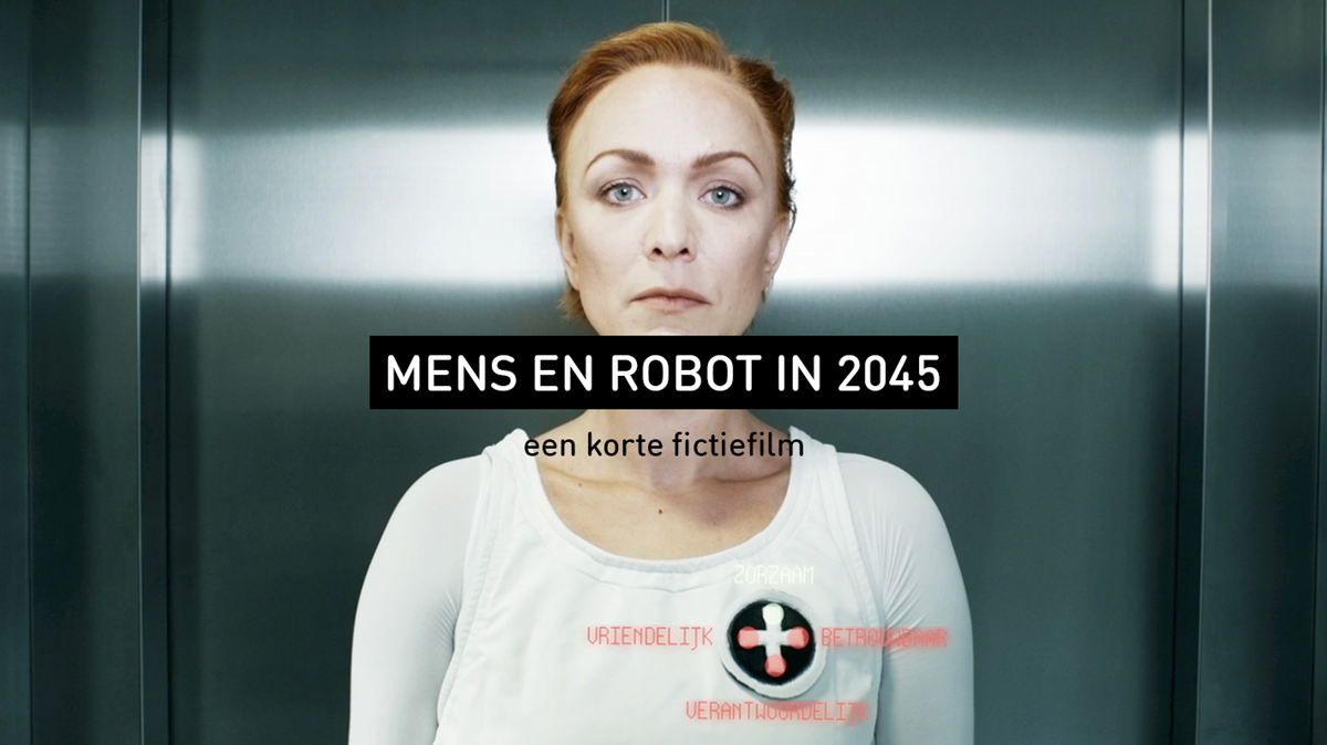 Mens en Robot in 2045