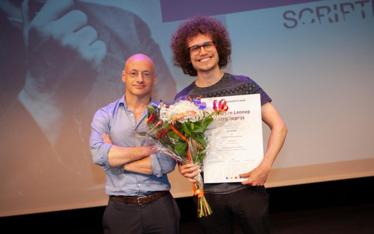 Dimitri van der Linden, Yuri Scharp (Erasmus Universiteit Rotterdam)