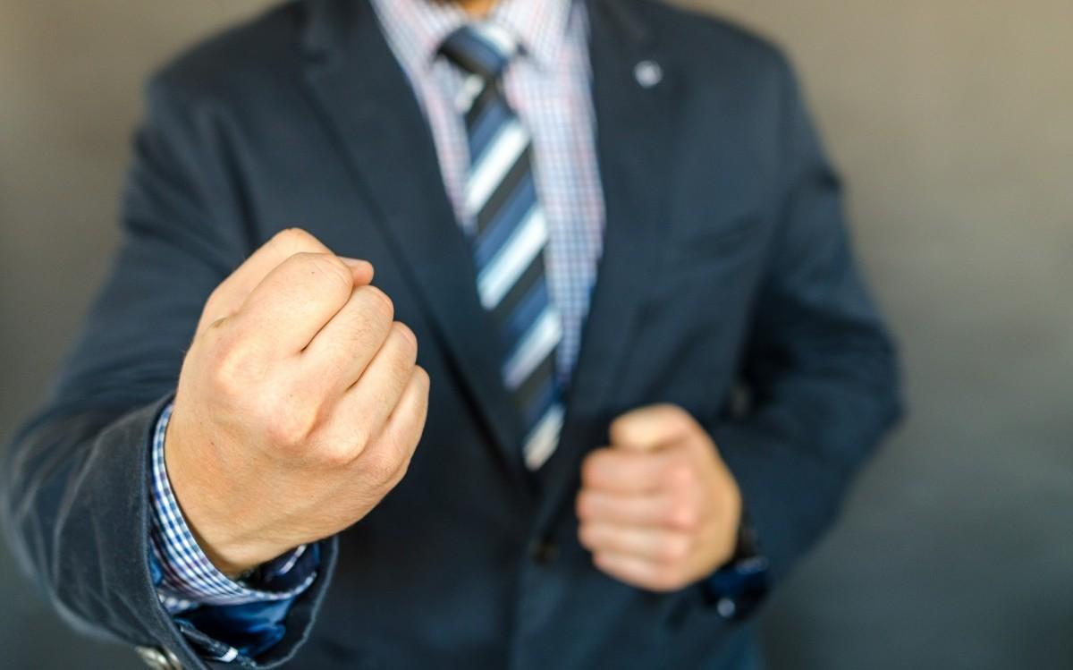 werk conflict boos