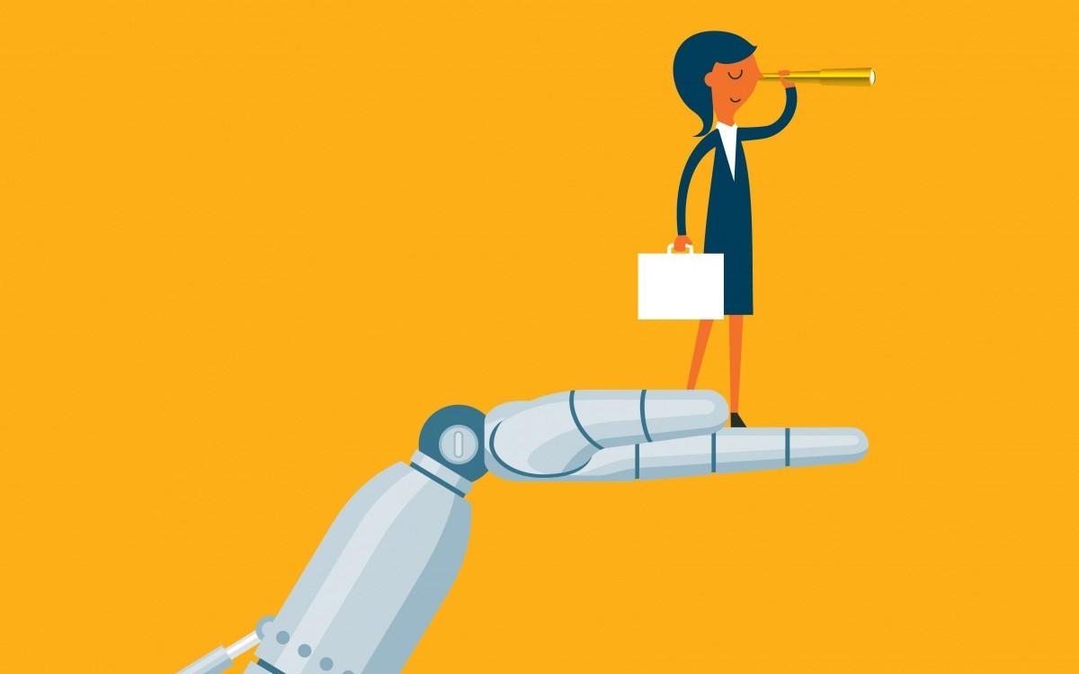 dienend robotschap