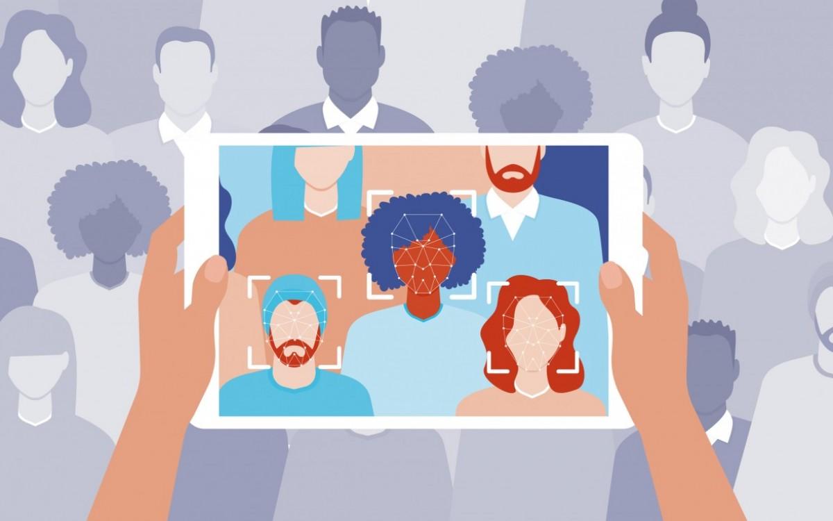 ai in recruitment - facial recognition