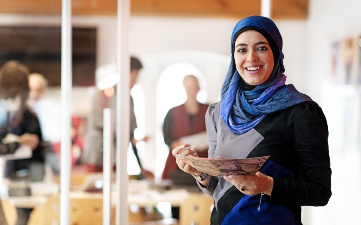vluchteling werk integratie
