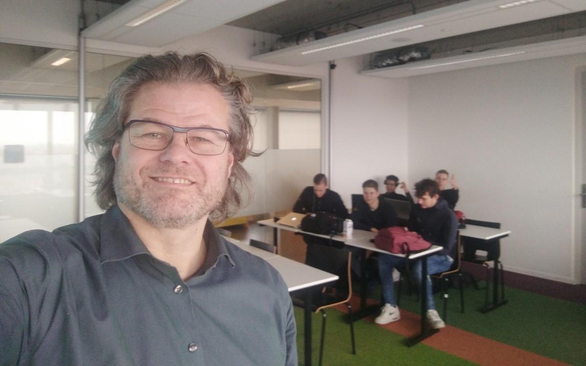 Jaap Wilmink, MBO Rijnland