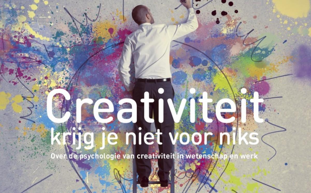 Creativiteit krijg je niet voor niets