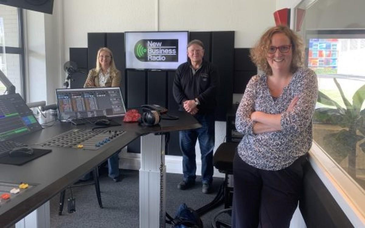 People Power Radio: Sonia Sjollema, Joop Schippers, Corine Buers