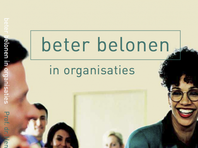 Beter belonen in organisaties