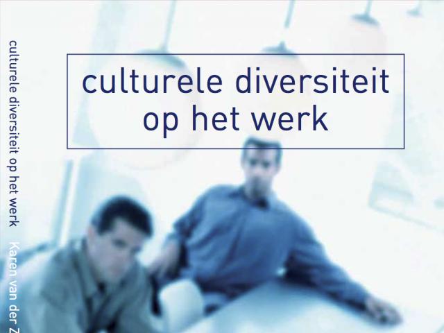 Culturele diversiteit op het werk