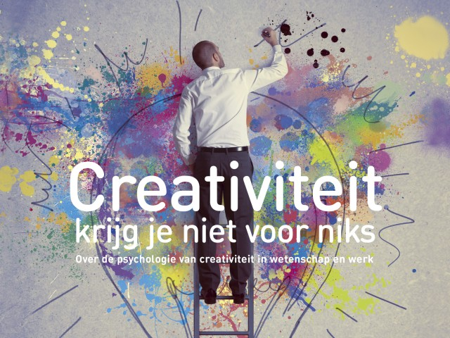 Creativiteit krijg je niet voor niks - cover