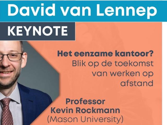 1e DvL keynote + scriptieprijs
