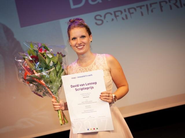 Anka Gsell wint David van Lennep Scriptieprijs