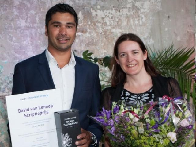 winnaars David van Lennep Scriptieprijs 2016