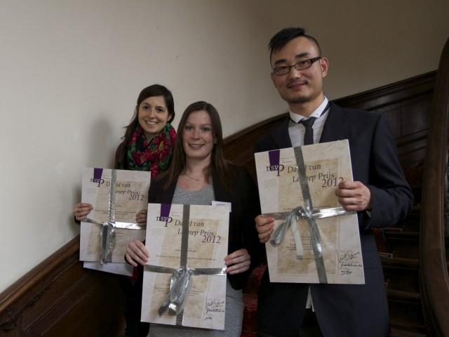 winners david van lennep scriptieprijs 2012