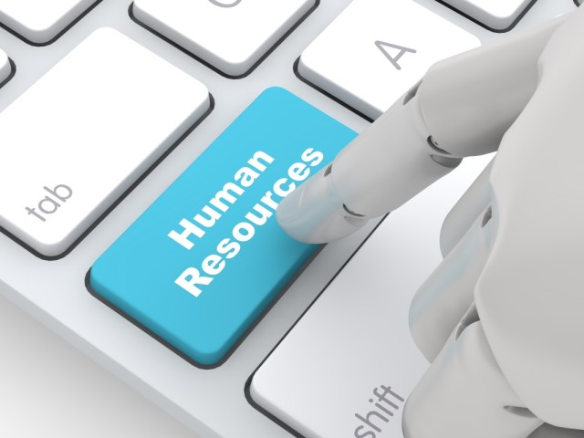 AI HR recruitment