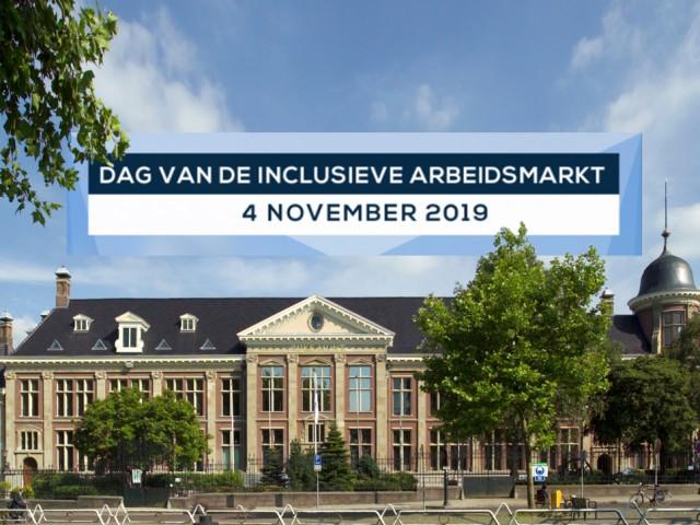 Dag van de Inclusieve Arbeidsmarkt Muntgebouw Utrecht