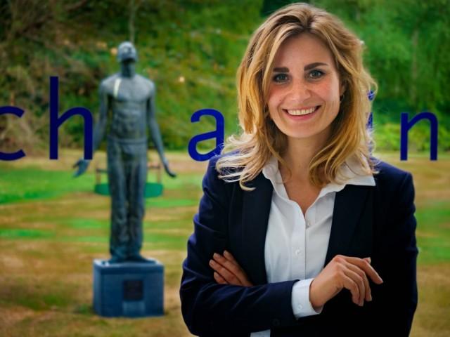 Sjanne Marie van den Groenendaal