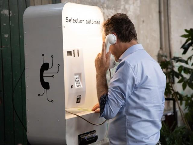 Selection Automat (c) Michiel Bunjes