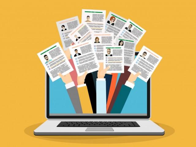 Werkzoekend solliciteren online