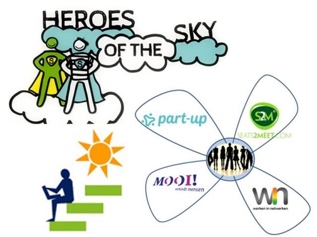 Werken in Netwerken, ZomerOndernemer en Heroes of the Sky winnen NSvP-Challengeprijs van elk 30.000 euro